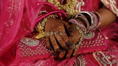 first wife attacks on husband when he is ready for third marriage