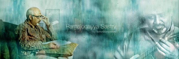 Ramajogaiah Sastry  on pawan new movie song
