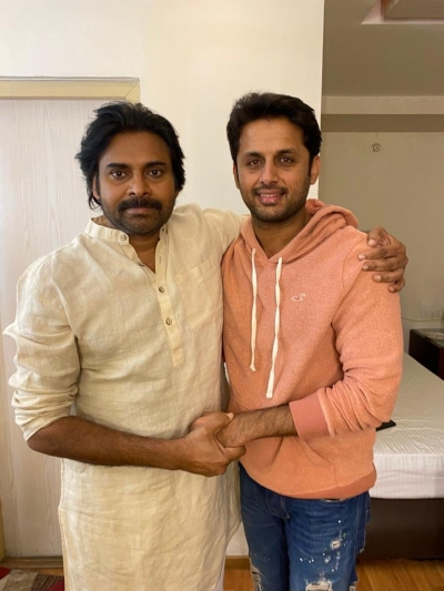 Hero Nitin comments on meeting with Pawan Kalyan