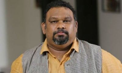 Kathi Mahesh complains as he was attacked