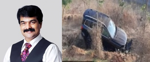 Brother Anil Kumar Escapes from Major Accident