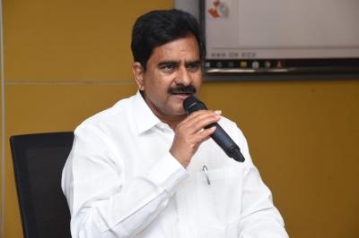 Devineni Uma thrashes YSRCP MP Vijayasai Reddy
