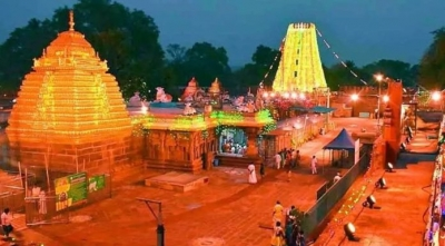 Piligrims rush to srisailam for brahmotsavams