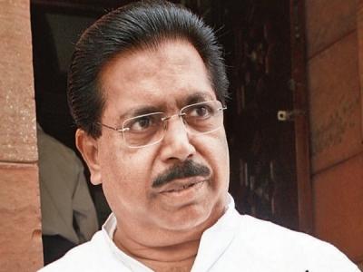 Delhi congress incharge PC Chacko Resigned