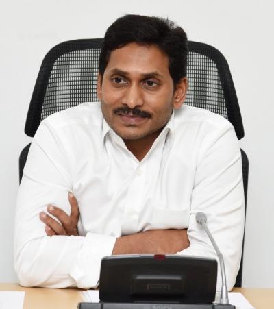 Andhra Pradesh Cabinet meeting in Amaravati