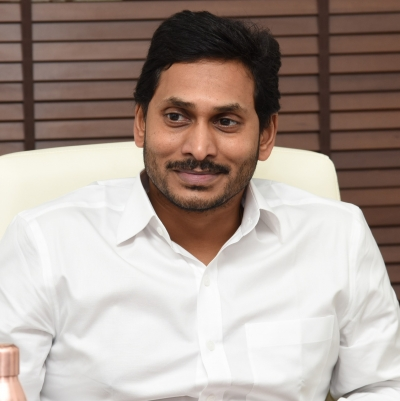 Jagan flies Lucknow to attend a marriage