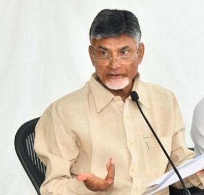 chandrababu says destruction of Amaravathi mostly effects on SC and BC