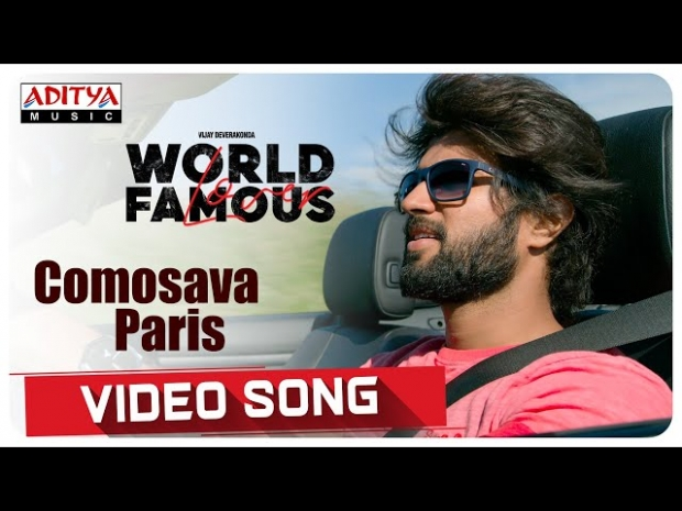 World Famous Lover unit releases Comosava Paris video song