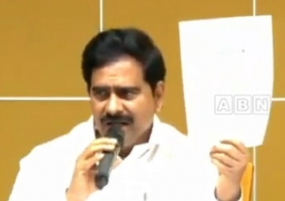 TDP leader Deveini Fired againsT YCP Rule How much Funds Brought from Delhi