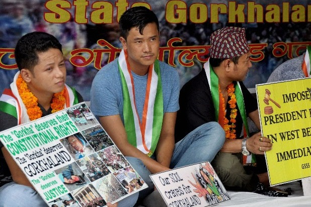 GJM walks out of NDA