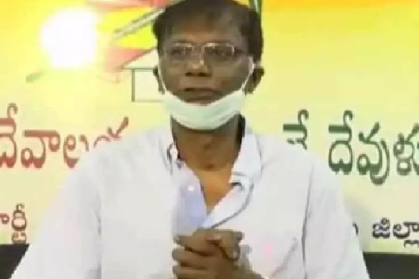Jagan diverting Hindu Gods money for Navaratnalu says Anam Venkaratamana Reddy