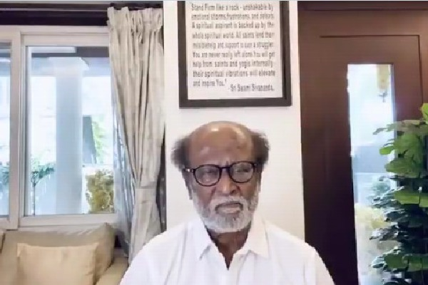 Rajinikanth clarifies about a letter that contains his health info