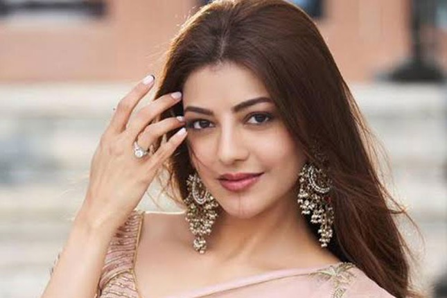 Kajal announces her new house work is going on