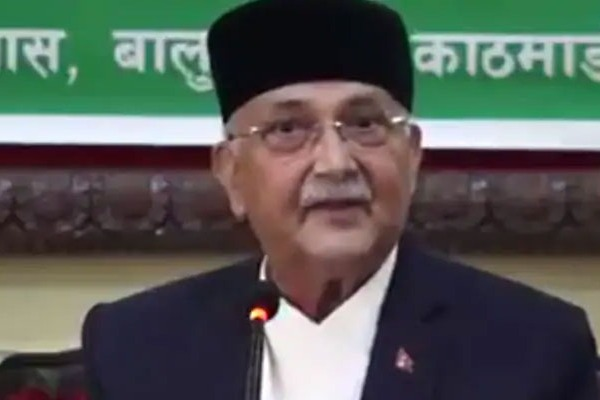 Lord Ram Is Nepali Not Indian Says Nepal Prime Ministe