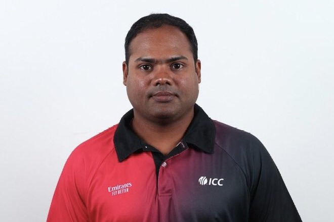 Indina umpire Nitin Menon gets place in ICC Elite Panel