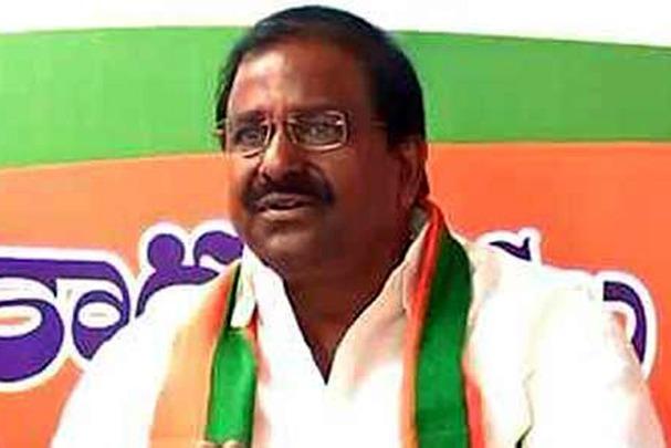 BJP supports Amaravati says Somu Veerraju