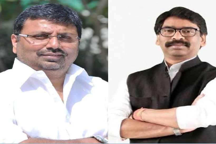 Jharkhand CM Hemant Soren sent notices to BJP MP Nishikanth