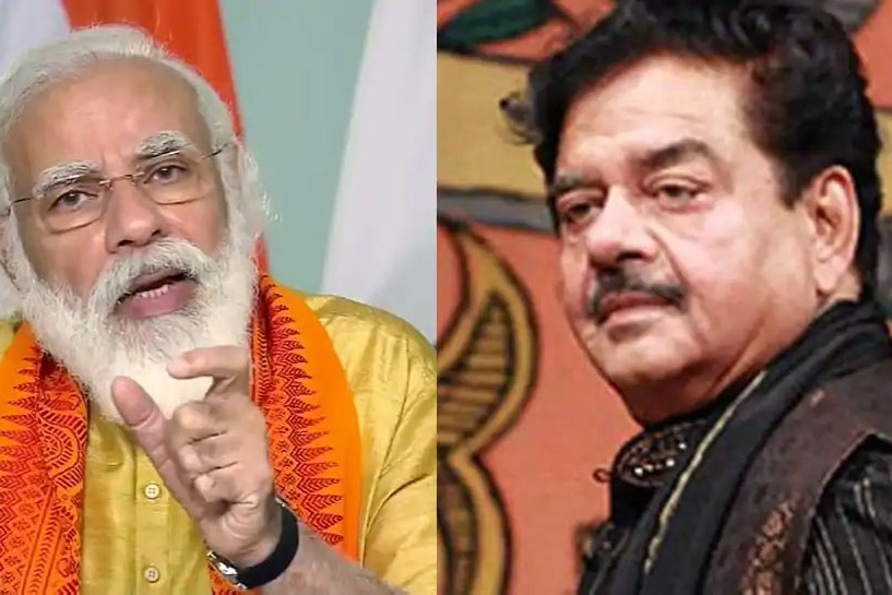 PM Narendra Modis political rallies lacklustre says shatrughan sinha