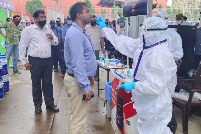 India and Israel develops new technology for corana test