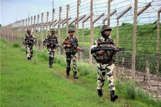 indian army on china