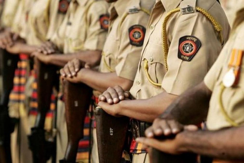 Maharashtra police personnel infected to corona virus