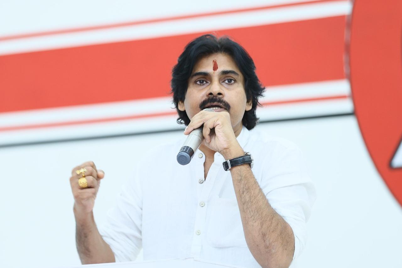 Pawan Kalyan gives warning to Anna Rambabu