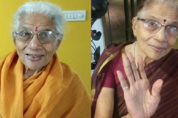Tollywood senior actor seetha passes away