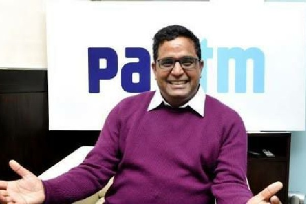 Paytm chief welcomes the decision of ban on China apps