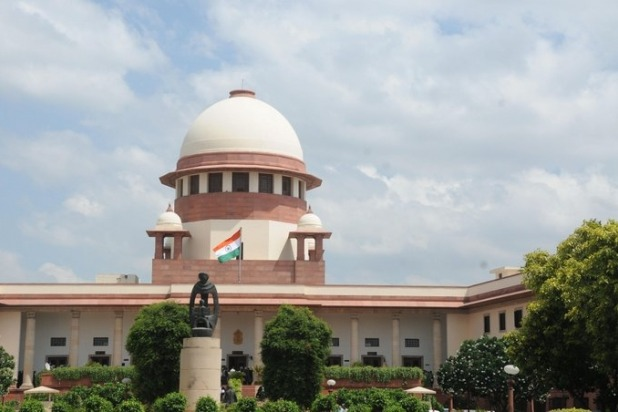 Supreme Court orders AP govt to remove party colours on offices