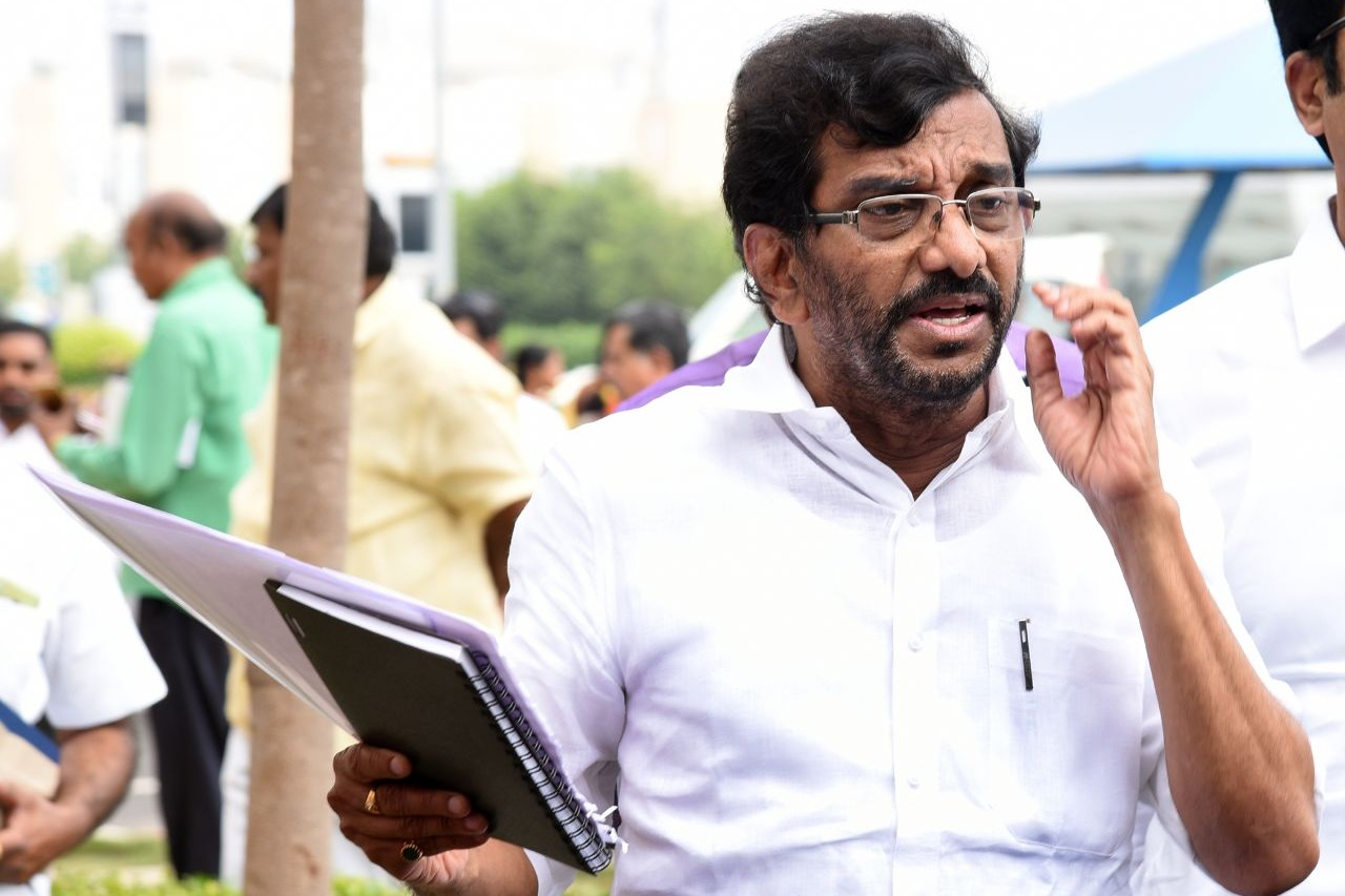Somireddy opines on Supreme Court verdict over AP Panchayat Elections