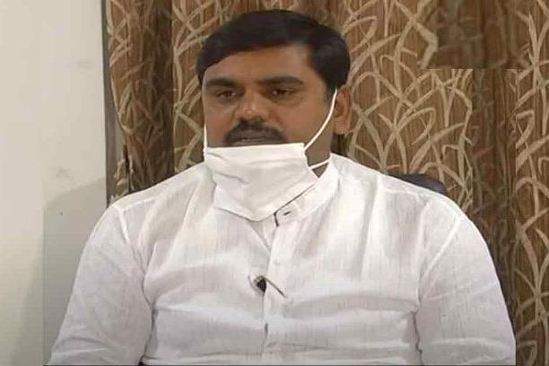 If chiranjeevi wants to join BJP we will welcome him says Vishnuvardhan Reddy