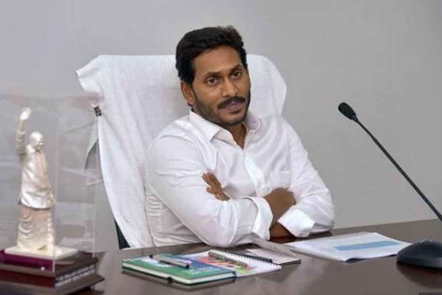 Jagan Letter to CJ over Justise NV Ramana