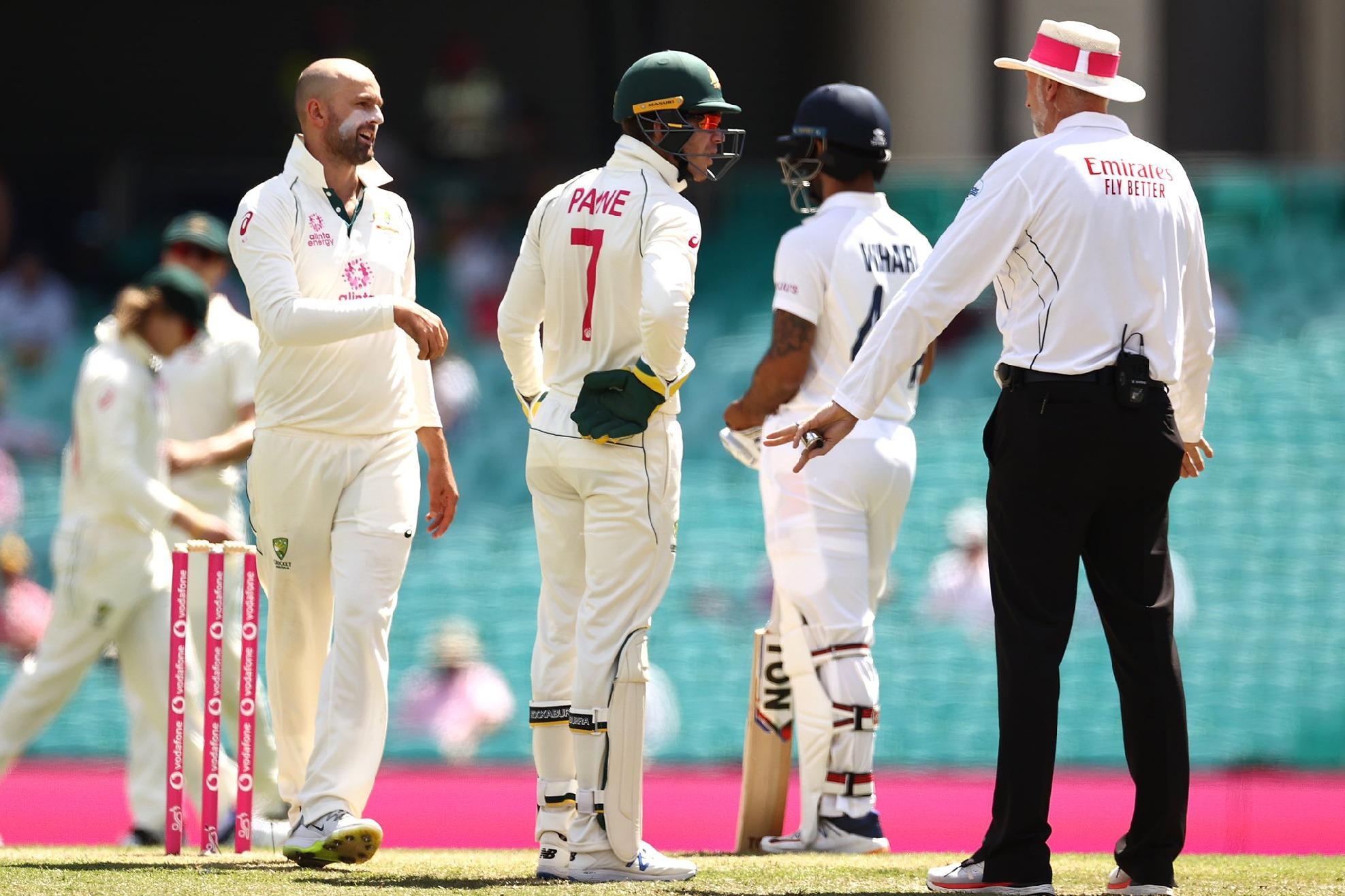 Australian skipper Tim Paine fined in Sydney test