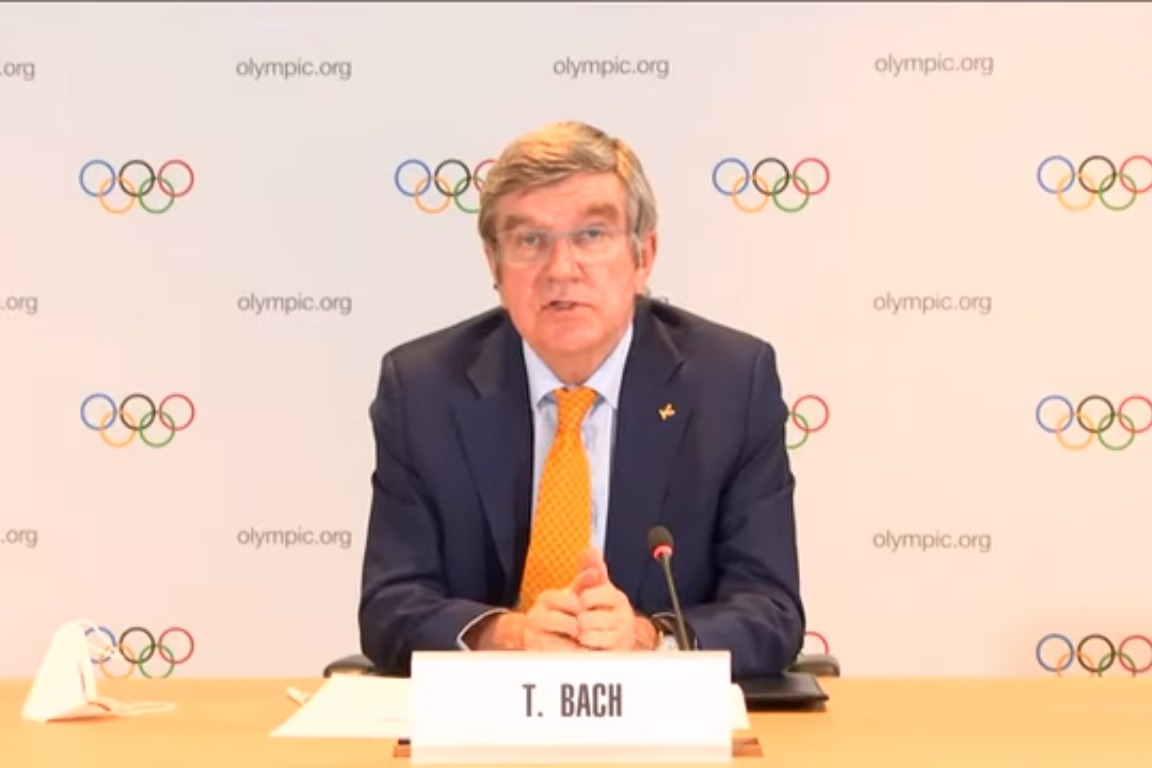 IOC fully committed to hosting Tokyo Olympics successfully