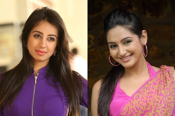 Bail petitions of Sanjana and Ragini rejected