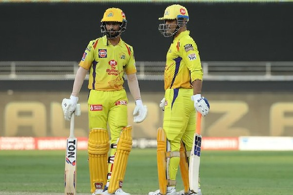 CSK wins over RCB in IPL