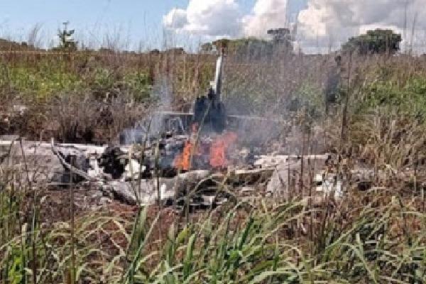 Flight Accident in Brazil