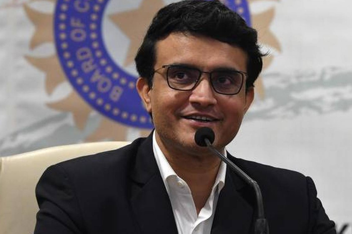 I suggested selectors to select Dhoni says Ganguly