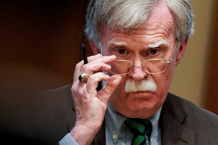 John Bolton Says It is Not Guarentee to Back India againest China