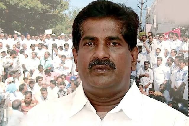 TDP MLC Ashok Babu slams government employs leaders comments