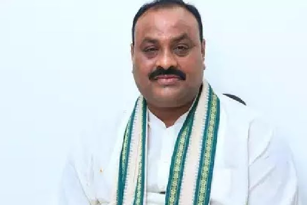 MP Ram Mohan Naidu comments on Atchannaidu corona testing result