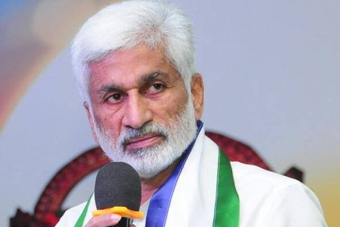 YCP MP Vijayasai Reddy writes to Union Education Minister Ramesh Pokhriyal