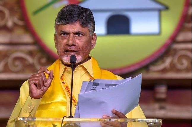 Chandrababu says DGP acts under Sajjala script and Jagan direction