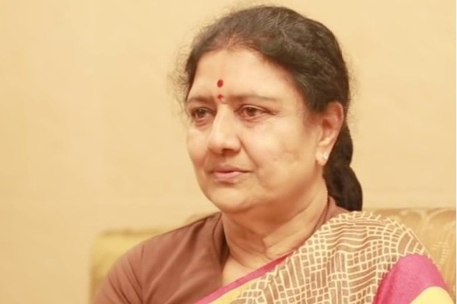 Sasikala health is stable as per latest health bulletin