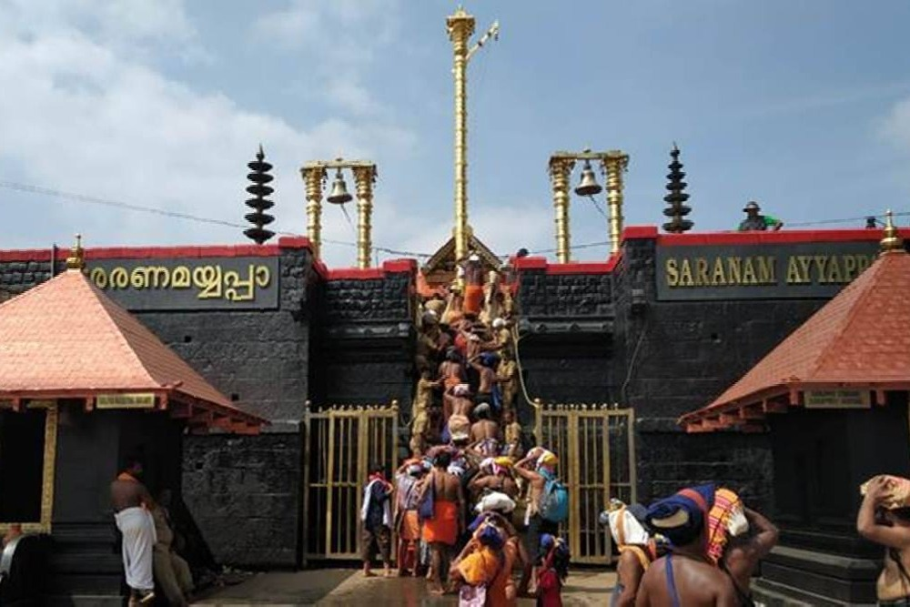 Sabarimala temple opens today with strict curbs