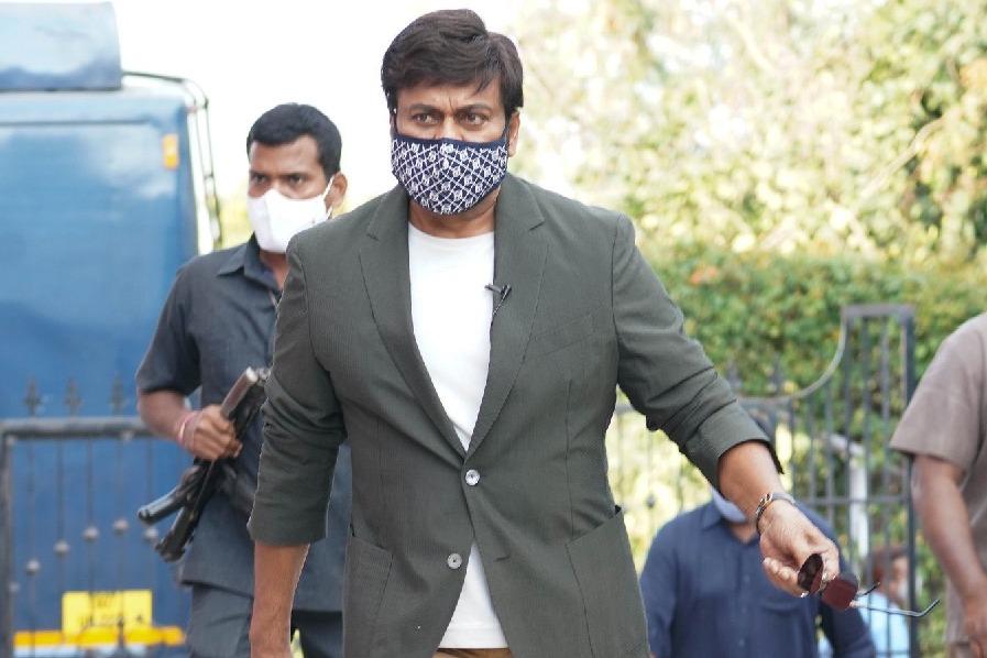 Chiranjeevi to join Acharya shoot in two days