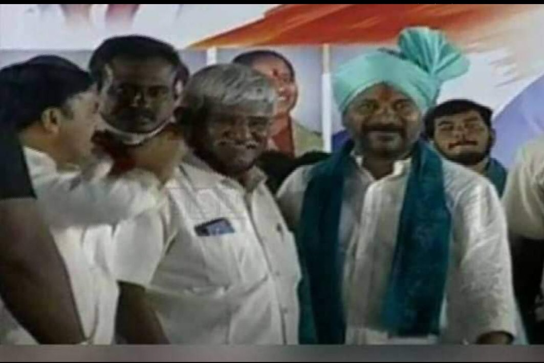 YS Personal assistant Sureedu appears along with Revanth Reddy after a long time