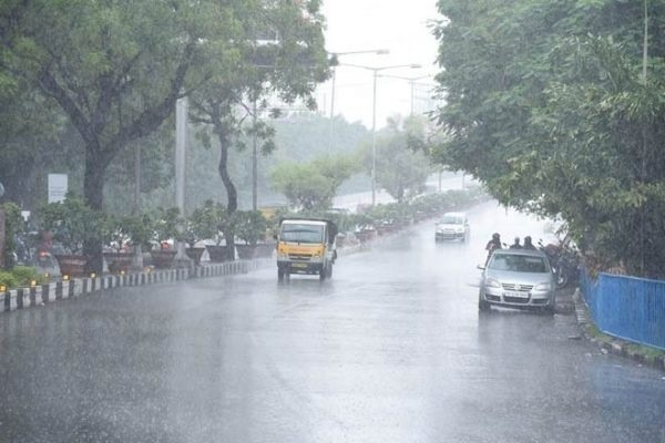 Rain in Hyderabad and Telangana