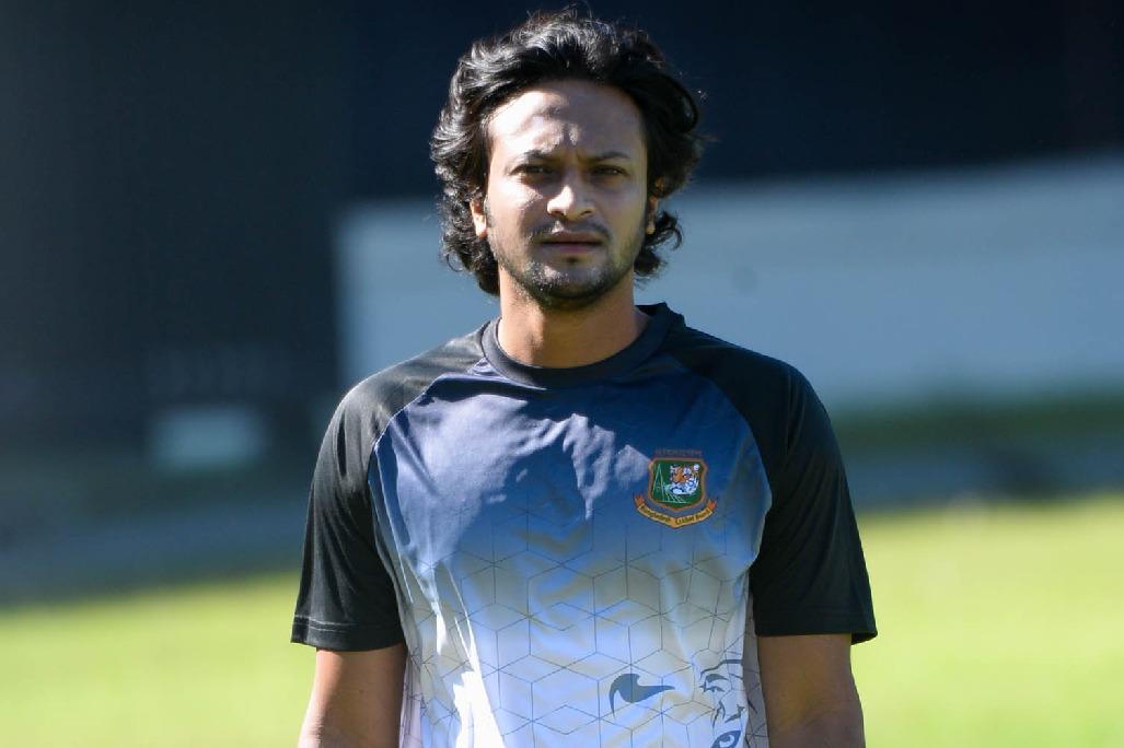 Bangladesh all rounder Shakib Al Hasan apologize