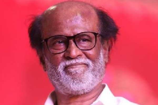 Rajanikanth writes him self punch dialogues for his latest